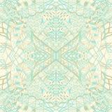 seamless abstrakt modell Textur på den pastellfärgade bakgrunden Royaltyfri Bild