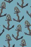 The seamless anchor Stock Photos