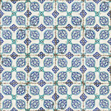 Seamless ancient tiles background Royalty Free Stock Photography