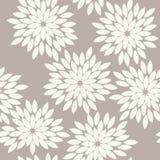 Seamless anthracite gray vintage japanese floral kimono tenugui textile pattern vector. Seamless anthracite gray vintage japanese floral kimono tenugui textile Royalty Free Stock Photography