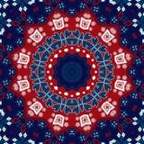 Seamless antique pattern ornament. Geometric background design Stock Image