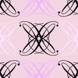 Seamless antique pattern ornament geometric stylish background Stock Images
