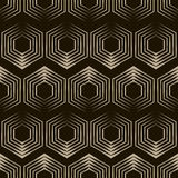 Seamless antique pattern ornament. Geometric stylish background Royalty Free Stock Image