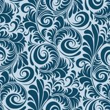 Seamless Antique Wallpaper Royalty Free Stock Photography