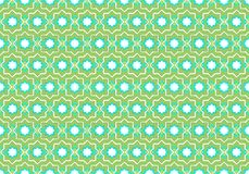 Seamless Arabesque Pattern Background Royalty Free Stock Images
