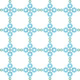 Seamless Arabesque Tile Background Royalty Free Stock Photos