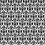 Seamless arabesque wallpaper Stock Photos