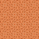 Seamless Arabic Pattern. Seamless background pattern constructed from the Arabic Ain letter Stock Photos