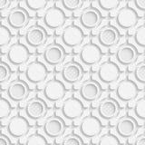 Seamless Arabic Pattern. 3d Vector Seamless Arabic Pattern Stock Photo