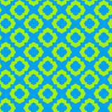 Seamless arabic pattern tile Stock Image