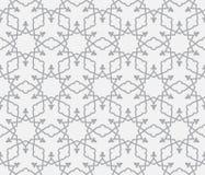 Seamless arabic pattern Stock Photos