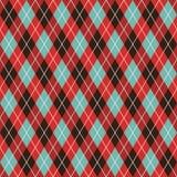 Seamless argyle fabric pattern background. Seamless argyle fabric pattern background wallpaper Stock Illustration