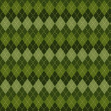 Seamless argyle pattern. Stock Images