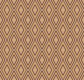 Seamless argyle pattern. Royalty Free Stock Photography