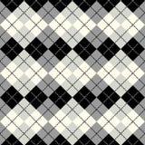 Seamless argyle pattern Stock Images