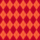 Seamless argyle pattern Royalty Free Stock Images