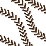 Seamless arrow pattern Stock Photos