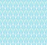 seamless art décomodell Minimalistic bakgrund för tappning Abstrakt lyxig illustration stock illustrationer