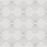 Seamless Art Deco Linear Pattern Texture Background Wallpaper Royalty Free Stock Images