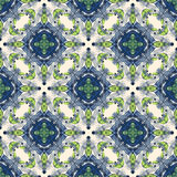 Seamless art deco modern pattern graphic ornament.  Royalty Free Stock Image