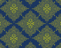 Seamless Art pattern design Stock Photography