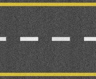 Seamless asphalt texture stock photos