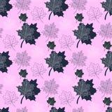 Seamless Autumn pattern Royalty Free Stock Photography