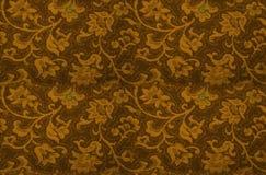 Seamless backgorund: retro floral texture stock image