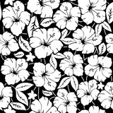 Seamless background. Seamless floral  background. Vector illustration Stock Image