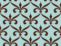 Seamless background. Seamless symmetry background. Vector illustration Stock Photo