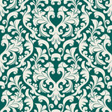 Seamless background. From a flower ornament, Fashionable modern wallpaper or textile