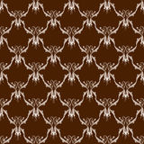 Seamless Background. Seamless Tile with old lace design stock illustration