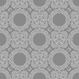 Seamless background with abstract ethnic pattern. Stock Photography