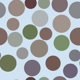 Seamless background abstract geometric circles, bubbles, sphere or ellipses pattern for design. Vector, art, style & details. Seamless background abstract vector illustration