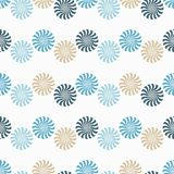 Seamless background with abstract geometric pattern. Textile rapport Stock Images