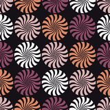 Seamless background with abstract geometric pattern. Textile rapport Stock Photo