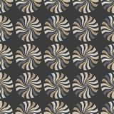 Seamless background with abstract geometric pattern. Textile rapport Stock Photography