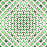 Seamless background of arabic pattern. Vector Illustration Stock Image