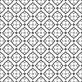 Seamless background of arabic pattern. Vector Illustration Stock Photos