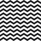 Seamless background with black stripes in zigzag Stock Images
