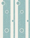 Seamless background with blue lines and curves Royalty Free Stock Image