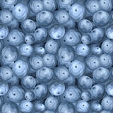 Seamless background with blueberries. Vector illustration. Stock Image