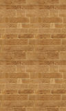 Seamless background:brick wall Royalty Free Stock Photos