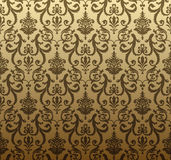 Seamless background brown Stock Image