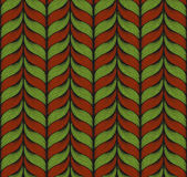 Seamless background with christmas colors Royalty Free Stock Photo