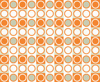 Seamless background with circles Royalty Free Stock Photos