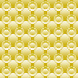 Seamless background of circles. Seamless background of the round buttons Stock Image