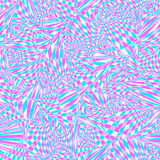 Seamless background composed of pieces of triangular shape, overlapping each other. Seamless background in pink tones, made up of many triangular shaped pieces vector illustration