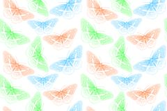 Background created from butterfly royalty free stock photo