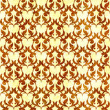 Seamless background,damasks art Royalty Free Stock Images